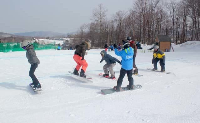 The best time ever to discover snowsports is now