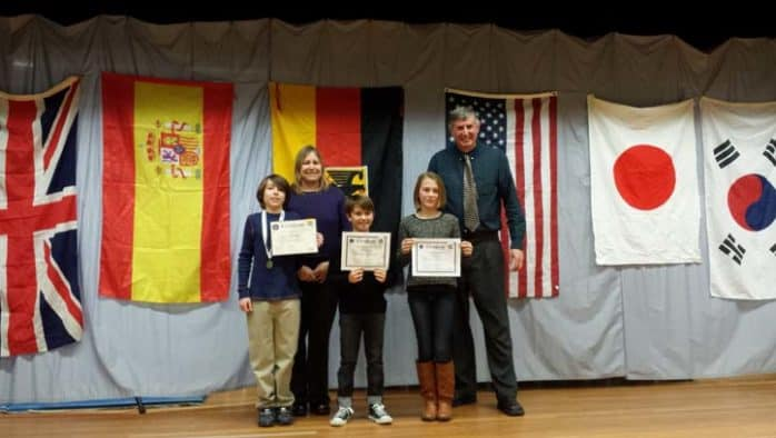 Mettawee holds annual Geo Bee
