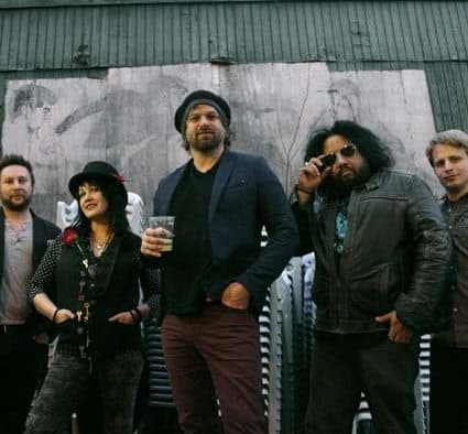 Rockin the Region by with Rusted Root