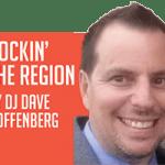 Rockin the Region DJ Dave Hoffenberg