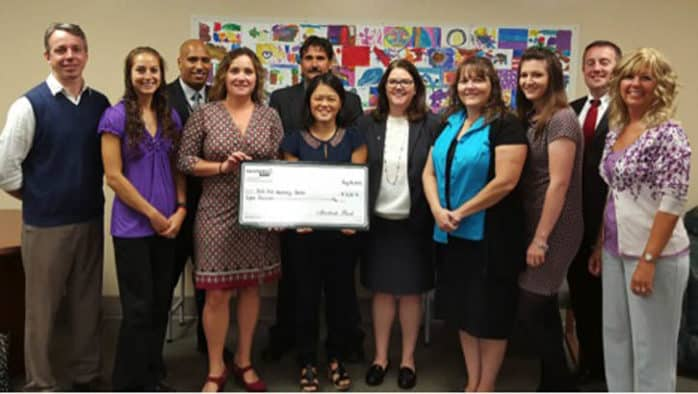 Child First Advocacy Center receives $8,000 grant from Merchants Bank Foundation