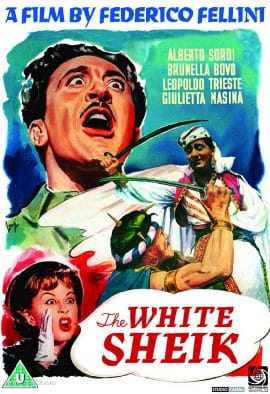 "Chandler Film Society presents ""The White Sheik"" on March 20"