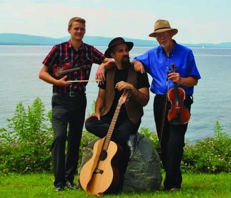 March means Irish Music at the Fair Haven Free Library