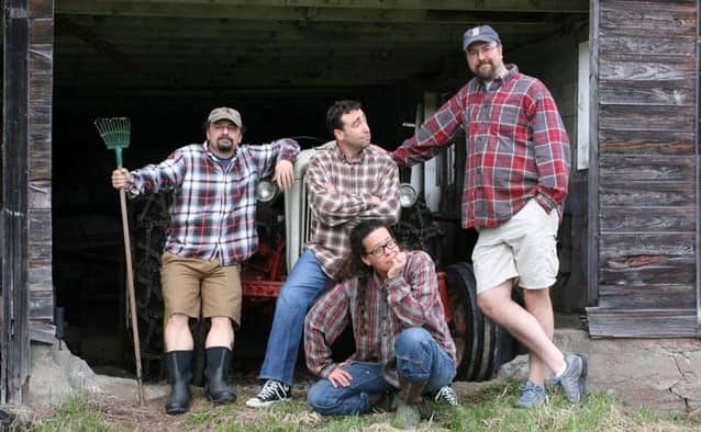 Kamikaze Comedy troupe involves the crowd in performances