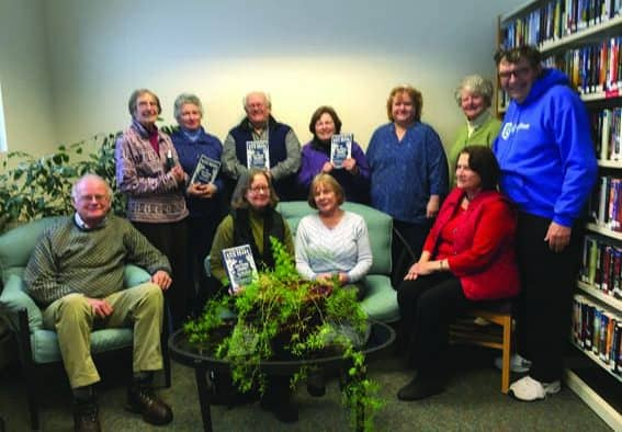 Senior group forms book club, achieves mental stimulation and camaraderie