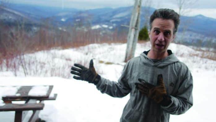 Matt Baatz: dirt poet, pizza oven engineer