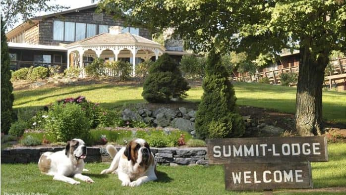 Summit Lodge is sold
