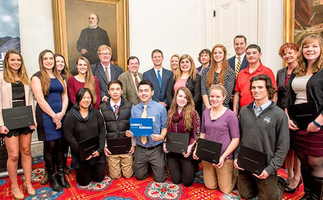 Twenty Vermont high school seniors receive Comcast scholarship awards totalling $29,000
