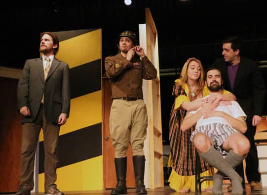 "GMC Theater presents ""Moon Over Buffalo"""
