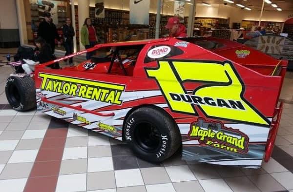 Devil's Bowl Speedway heading to Diamond Run Mall racing show
