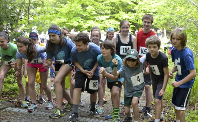 Early sign-up gets free t-shirt, for Race Around the Lake