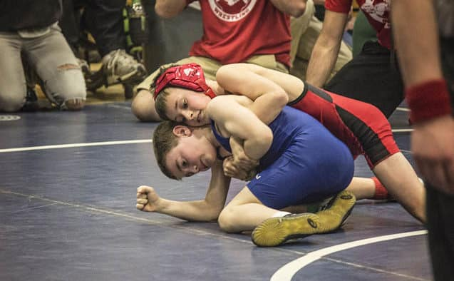 Killington youth wrestling takes hold