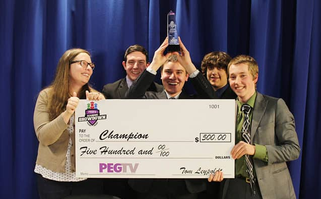 """Academic Showdown"" champion crowned"