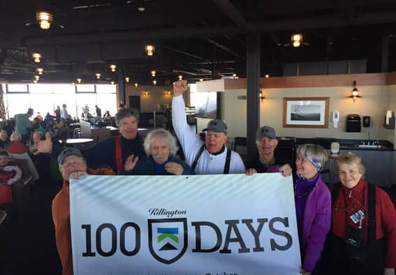 Celebrating 80 years and 100 days