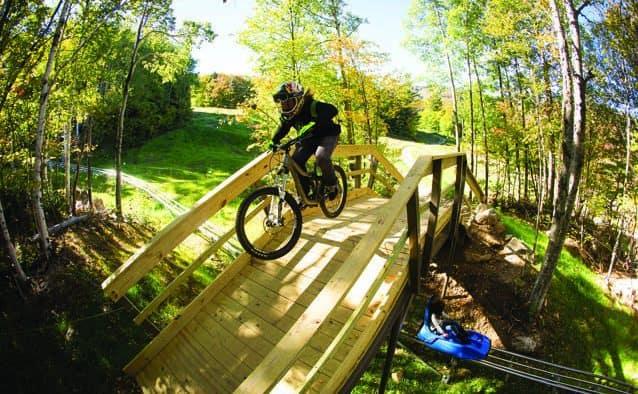 Ski, bike, golf at Killington this Memorial Day