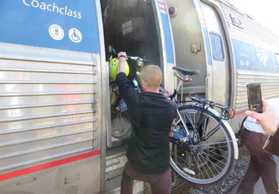 Carry-on bike service coming to Amtrak's Vermonter line
