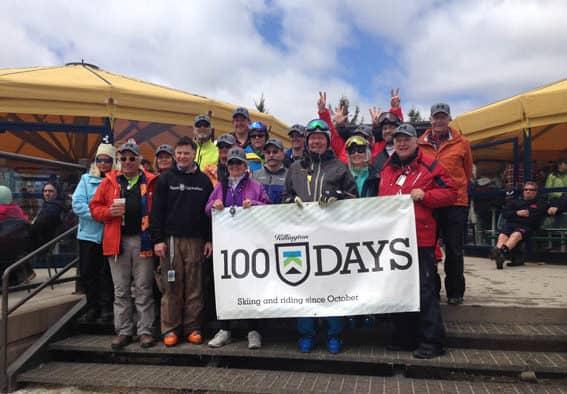 100-Day clubbers unite to reflect on fun season