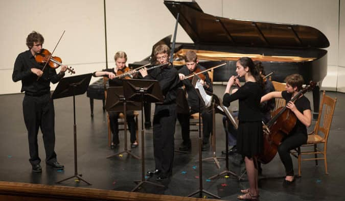 Vermont and Upper Valley's top young, classical musicians take to Chandler stage