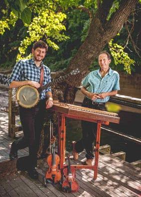 Brandon Music presents father-son duo, Ken and Brad Kolodner