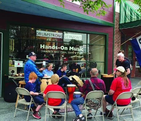 Hands-On Music starts five-hour drum-a-thon