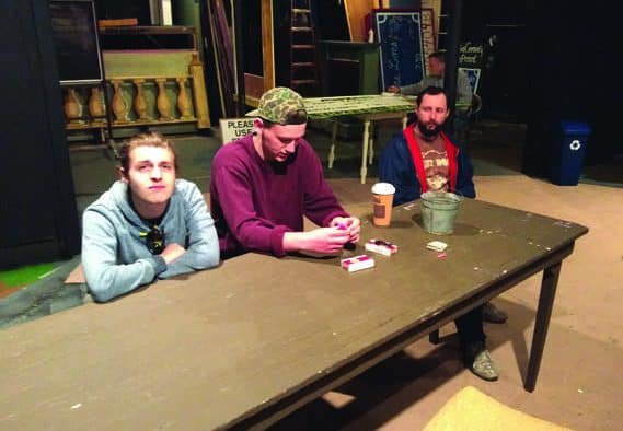 "Annie Baker's ""The Aliens"" play comes to Springfield"
