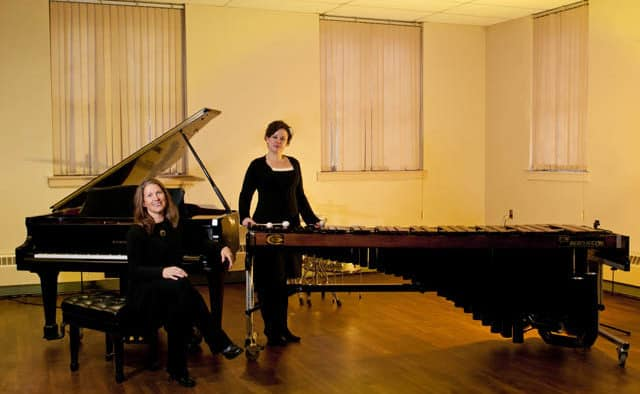 """The Ricochet Duo presents electro-acoustic concert """"Wired"""" at Brandon Music"""