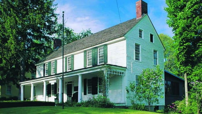 Old Constitution House opens for season Memorial Day weekend