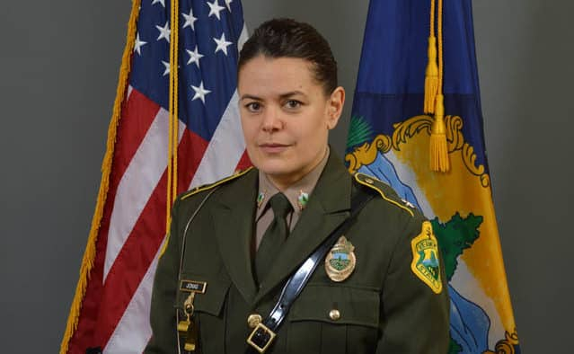 Vermont State Police hire for new community policing position