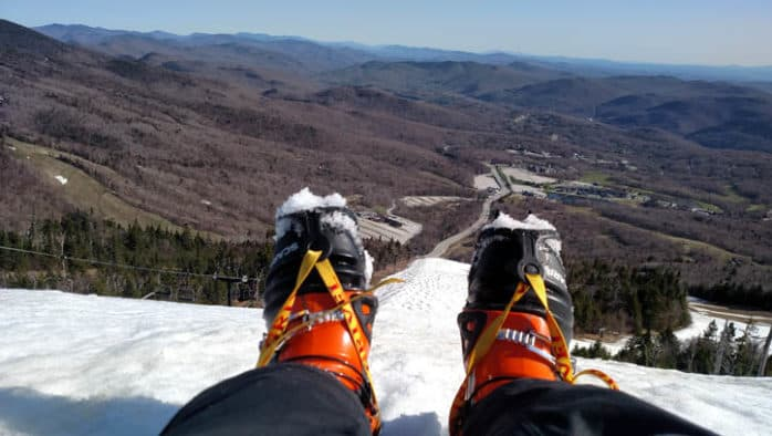 Altitude Sickness: On the slopes, at the gym, on the rock