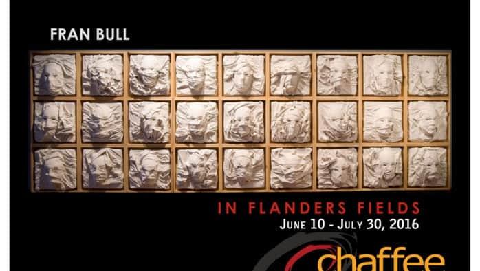 "Opening reception for ""In Flanders Fields"" exhibit"