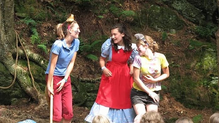 Beloved Solarfest feature, Theater in the Woods launches summer camp