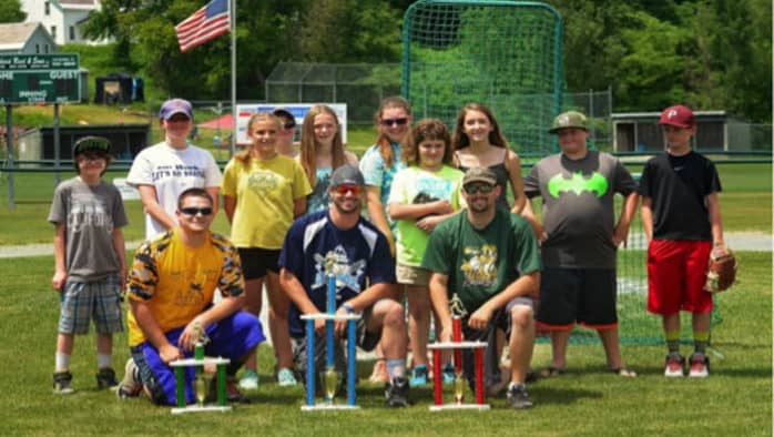 Proctor Home Run Derby supports class of 2021