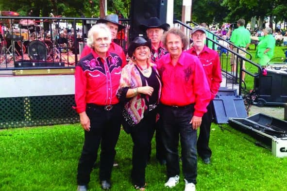 Spurs USA returns to Fair Haven series for special concert