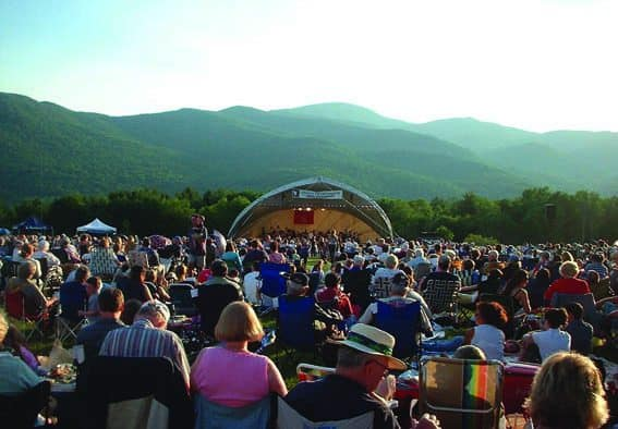 """Summer Festival Tour takes to the hills of Vt. with """"Wanderlust,"""" picnics, pops, and fireworks"""
