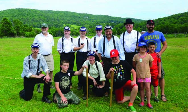 """Billings Farm & Museum celebrates an """" Old Vermont 4th """""""