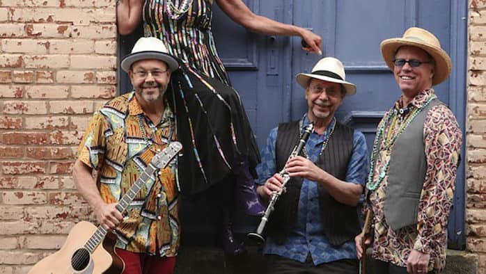 Annie and the Hedonists to be featured in Castleton Summer Concerts at the Pavilion