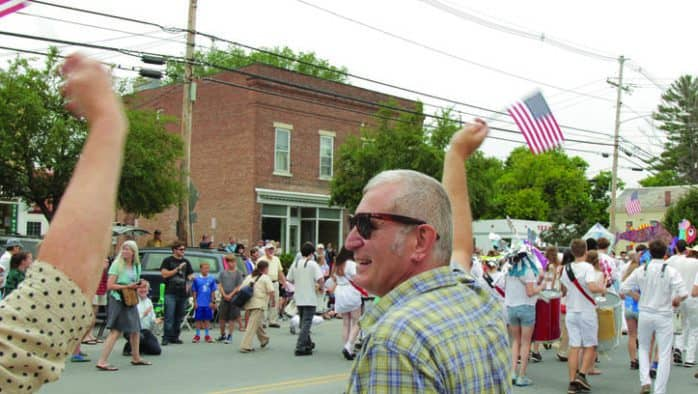 July 4 samba puppet parade returns to Castleton
