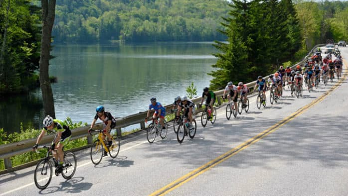 Stage Race returned for three days of cycling