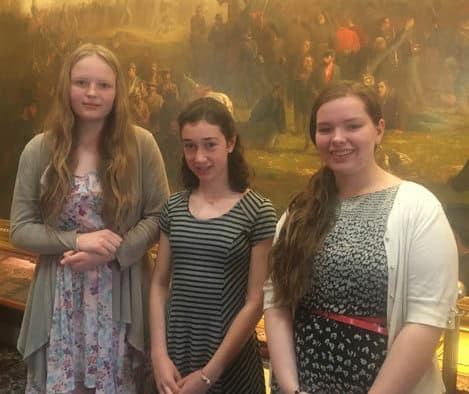 State winners of Letters about Literature contest chosen from Killington, Brattleboro, Williamstown