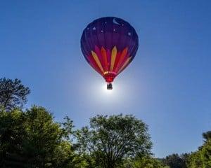 Quechee Balloon Festival