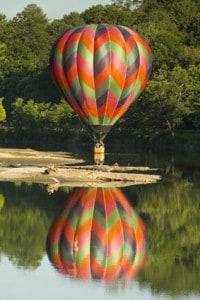 Quechee Balloon Fest by Paul Holmes