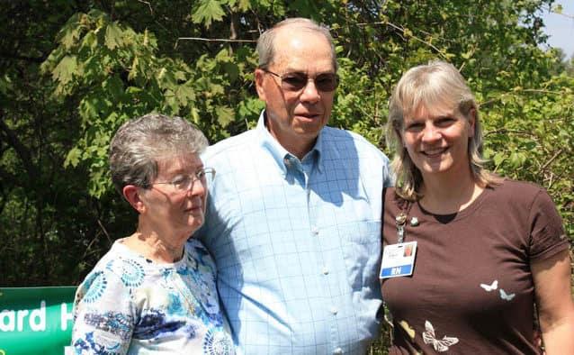 RRMC's Sonce Pearce, RN receives national DAISY award for extraordinary nurses