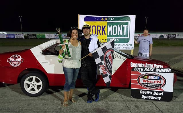 Fireworks Fly for Ryan in Wild Memorial Day Modified Fight at Devil's Bowl
