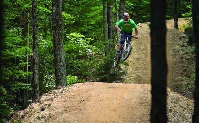 Vermont's best-kept mountain bike secret