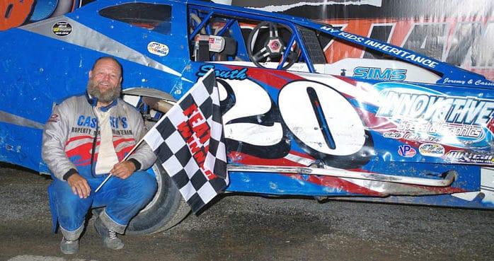 Vt. driver Ron Casey dies after crash at Devil's Bowl