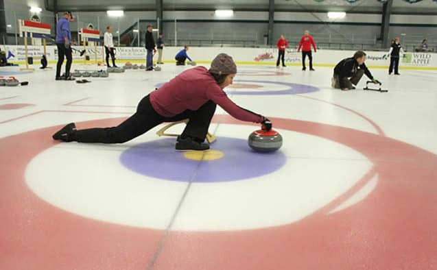 Curling to Resume in Woodstock