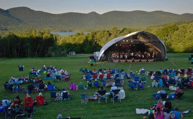 Okemo hosts Vermont Symphony Orchestra