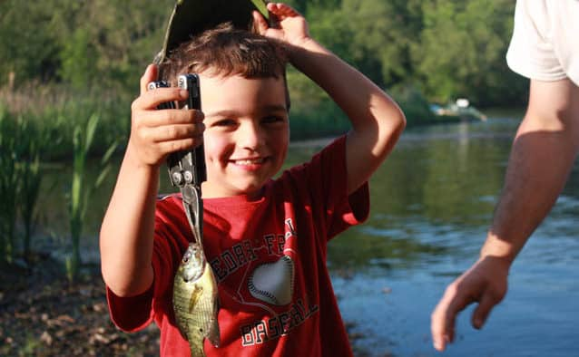 """""""Reel Fun Vermont"""" fishing program expanded to more state parks"""