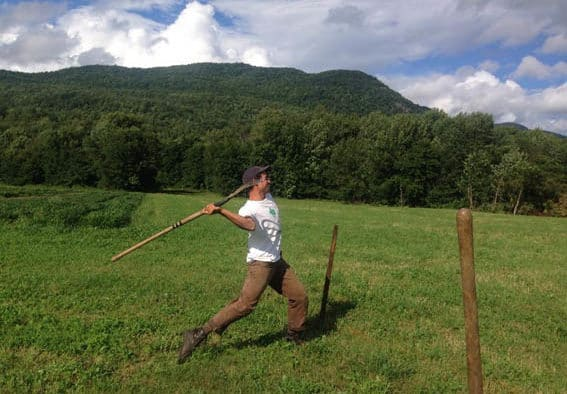 NOFA-VT's Farmer Olympics returns for second year, at Broad Acres Farm,Vershire