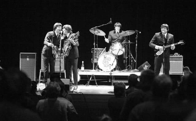 Hard Day's Night, Beatles tribute band, takes to Chandler stage